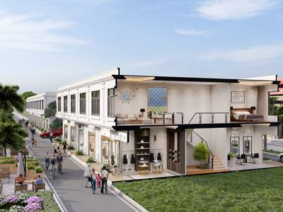 Bán nhà 2 tầng, 2 mặt tiền phố Chợ đầu mối mới của Quảng Ngãi, vừa ở vừa kinh doanh tốt 0