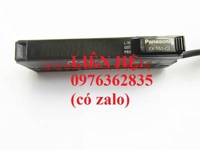 Bộ khuếch đại cảm biến sợi quang chính hãng của FX FX-551-C2 thay thế cho màn hình kỹ thuật số kép F 0