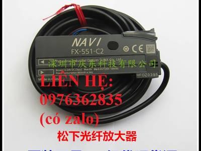 Bộ khuếch đại cảm biến sợi quang chính hãng của FX FX-551-C2 thay thế cho màn hình kỹ thuật số kép F 4