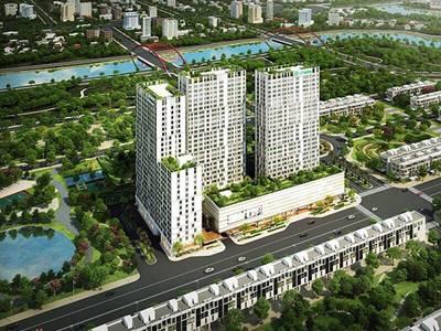 Bán gấp căn hộ city soho 59m2 2pn