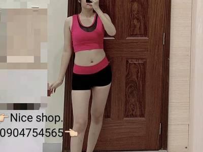Đồ tập gym, yoga, aerobic cho nữ giá rẻ 11