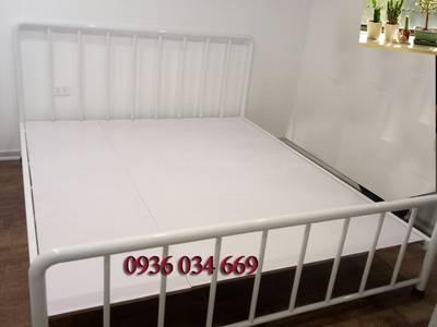 Giường sắt giá rẻ cho mọi nhà 14