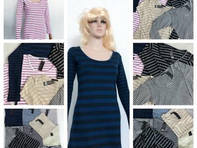 Áo thun dài tay Zara sọc,phom dài bán với giá sỉ cực rẻ 45k 0