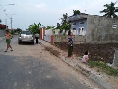 Bán lô đất 245m2 mặt đường vỉa hè sạch đẹp tại Hải Thành 3 1