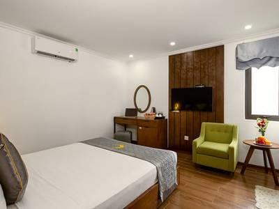 Phòng đơn khách sạn, đường Nguyễn Công Trứ - A539 0