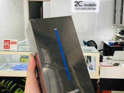 Samsung Note 10 Plus Chính Hãng SSVN 2