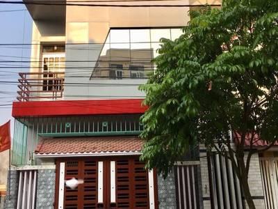 Bán nhà 3 tầng mặt tiền đường 5m5 Ngô Nhân Tịnh   Hòa An 1