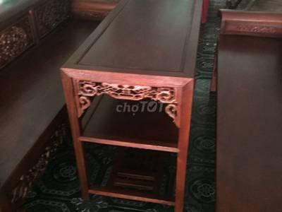 Cần bán bộ bàn ghế trường kỷ ah 0