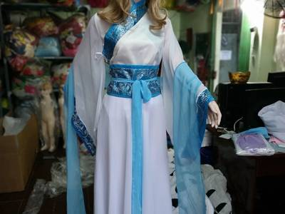 May bán và cho thuê trang phục Hằng Nga Chú Cuội, Thỏ Ngọc, đầu lân giá rẻ 0