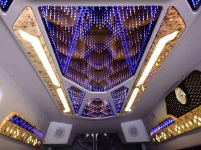 Solati Dcar hạng thương gia 12 ghế VIP 1