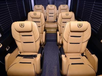 Solati Dcar hạng thương gia 12 ghế VIP 2