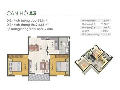Nhà ở xã hội Từ Sơn Bắc Ninh 4