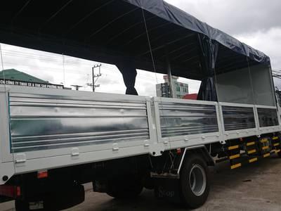 Xe tải trung quốc thùng dài - Xe tải chở bia thùng dài - Xe tải chở bia thùng dài 1