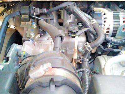 Chỉ Với 70 Triệu Có Ngay Teraco 100 Thùng Lừng 2M8 Mitsubishi Tech 1.3L Hỗ Trợ Vay Cao 2