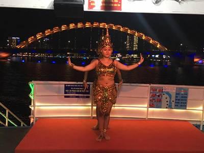 Du thuyền sông Hàn Đà Nẵng 6
