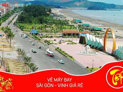 Vé máy bay Tết Sài Gòn Vinh 2020 giá bao nhiêu 0