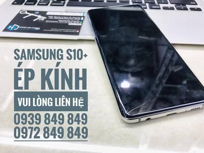 Samsung S10  Ép Kính Uy Tín Chất Lượng Vũng Tàu 2