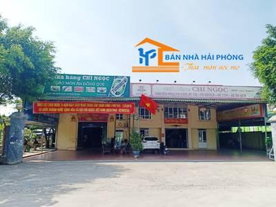 Cho thuê nhà hàng và kho bãi mặt đường quốc lộ 10 chân cầu Kiền, Thủy Nguyên, Hải Phòng 0
