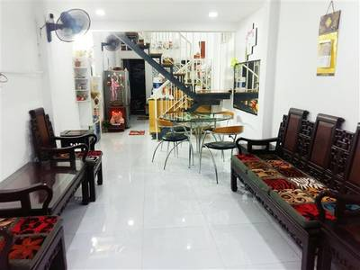 Chính chủ bán nhà 2 mặt tiền hẻm thông 457/9 Điện Biên Phủ, P3, Q3, 40m2, 7.5 tỷ 3