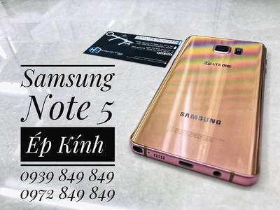 Samsung Note 5 Ép Kính Vũng Tàu Uy Tín Chất Lượng 0