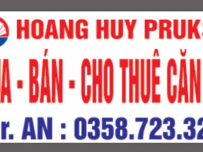 Cho thuê căn hộ chung cư Hoàng Huy An Dương 4