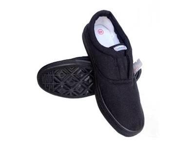 Chuyên giày vải bảo hộ màu đen cao cấp 0