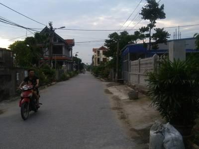 Bán đất mặt đường 1462m2 thôn Kiều Trung, Hồng Thái, giá 3.5tr/m2, Phạm Thắng: 0978564488 1
