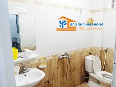 Cho thuê tầng 1 nhà mặt đường số 387 Miếu Hai Xã, Lê Chân, Hải Phòng 2