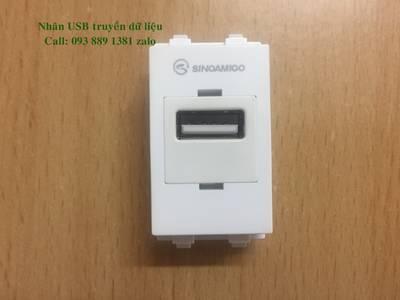 Nhân USB sạc điện thoại lắp âm tường, nhân HDMI, nhân VGA âm tường hàng chính hãng giá tốt 13