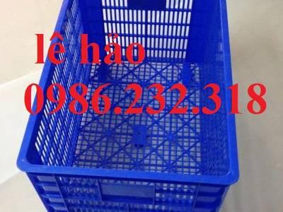 Sọt nhựa bánh xe, sóng nhựa rỗng HS015, HS022, sóng nhựa rỗng, thùng nhựa 1