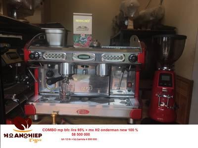 Thanh lý bộ máy pha cà phê đã qua sử dụng 6