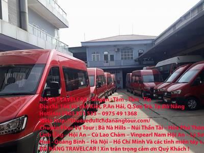 Dịch vụ cho thuê xe tự lái duy nhất tại đà nẵng giá rẻ cạnh tranh xe mới nhất 2019 1