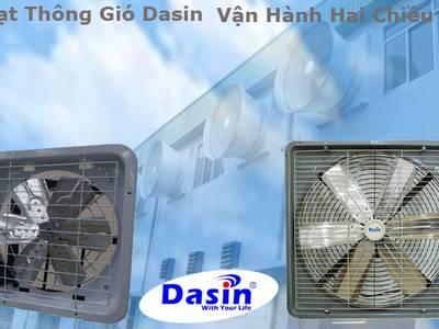 Quạt thông gió công nghiệp Dasin ở Bắc Ninh 1