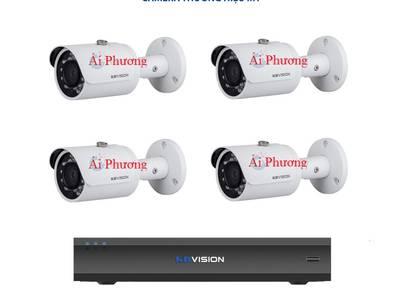Trọn bộ 4 camera giá ưu đãi 0
