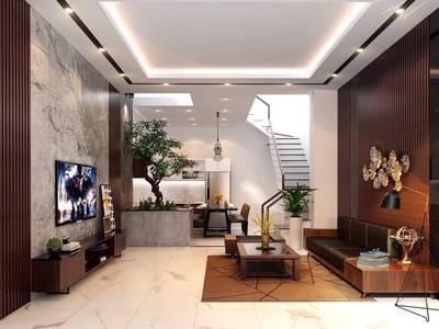 Cho thuê nhà mới đẹp 3 tầng khu nam việt á, khu người hàn ở...