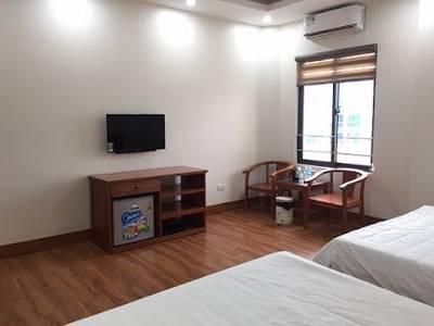Bán khách sạn view biển mặt tiền trung tâm Hạ Long 10 tầng, 34 phòng 6