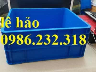 Thùng nhựa b5, thung b6, hộp nhựa b7, hộp nhựa b8, thùng nhựa đặc, thùng nhựa đựng hàng 6