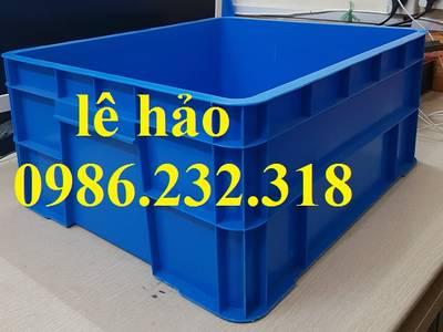 Thùng nhựa b5, thung b6, hộp nhựa b7, hộp nhựa b8, thùng nhựa đặc, thùng nhựa đựng hàng 7