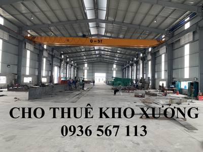 Chính chủ cho thuê kho xưởng 500-1000-2000-5000m2 tại Ecopark, Tân Tiến - Văn Giang, Hưng Yên 1