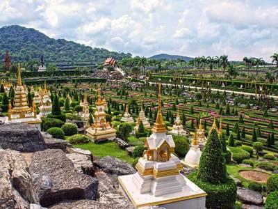 Tour Thái Lan 4N3Đ khởi hành từ Đà Nẵng 0