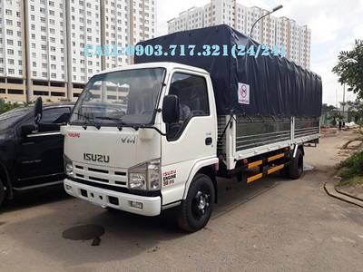 Xe tải VM 1T9. Xe tải VM 1t9 Euro 4. Xe tải Isuzu VM 1T9 thùng dài 6m2 NK490SL 3