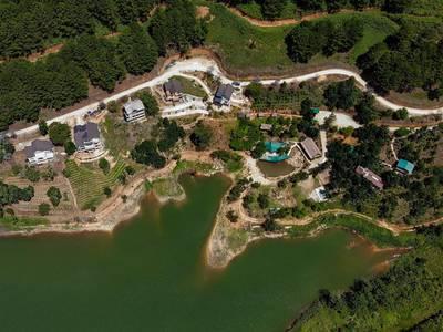 Dự Án Mặt Tiền Hoa Phượng Tím, View Hồ Tuyền Lâm, Tiện Ích Nhiều, 800tr 0