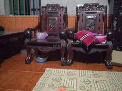 Bàn ghế gỗ lim 1