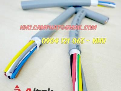 Sản phẩm cáp điều khiển nhiều lõi altek kabel 5