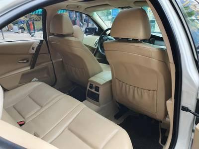 Bán Bmw 525i tự động 2003 màu trắng xe gia đình đập thùng nguyên con. 3