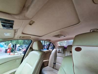 Bán Bmw 525i tự động 2003 màu trắng xe gia đình đập thùng nguyên con. 8