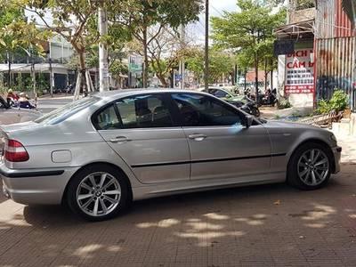 Gia đình cần bán xe Bmw 325, sản xuất 2005, 0