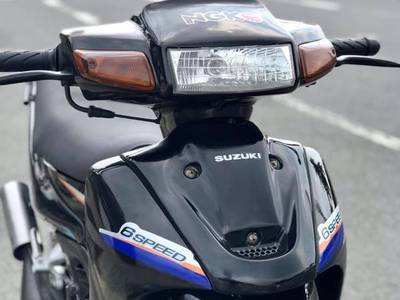 Bán Suzuki Satria 2000 mới 100 . Giá 25 triệu 7