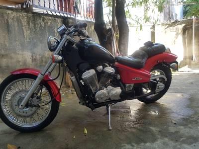 Bán xe moto HonDa steed 400 1