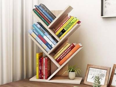 Thiết kế giá sách thông minh gia đình 7